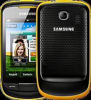 "Китайский телефон Samsung Corby 2, меню в стиле Android, камера 3 Mpx, 2 SIM, дисплей 3.2"""