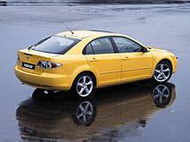Разборка Mazda 6 02-07