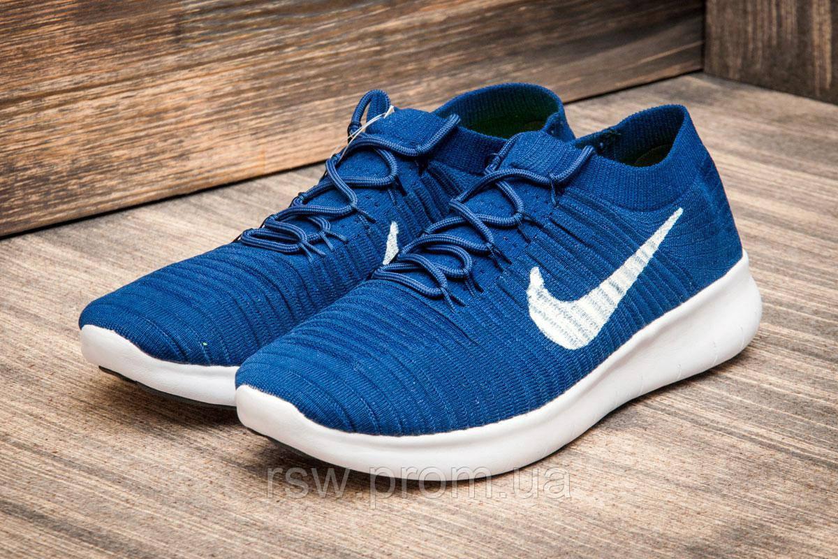 e7b1b967 Кроссовки мужские Nike Free Run, темно-синие (2556-1) размеры в ...