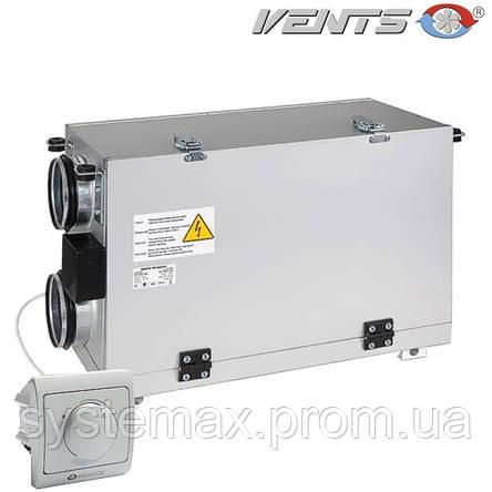 ВЕНТС ВУТ 200 Г мини ЕС: приточно-вытяжная установка (горизонтальная, ЕС-мотор), фото 2