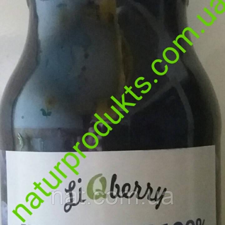 Черничная паста Liqberry, 1 л.