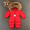 Дитячий зимовий комбенізон, фото 4