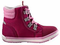 Ботинки Reimatec Wetter Wash, Reima, вишневые (33)