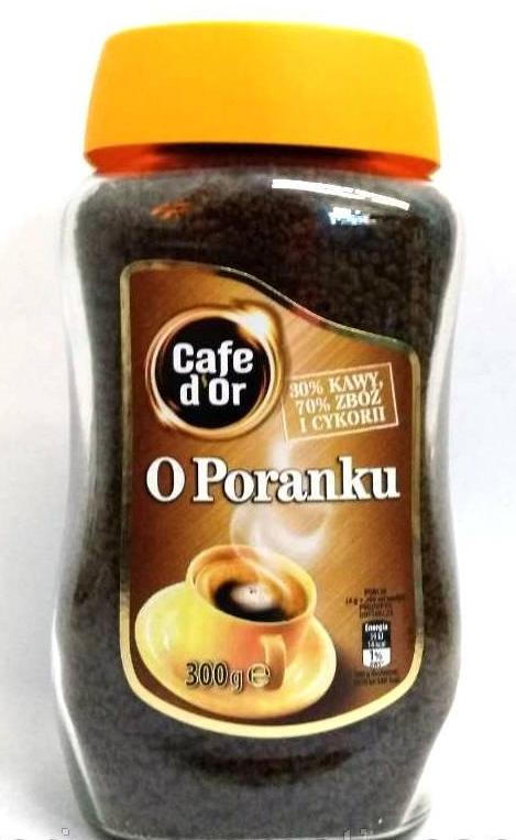 Кофе O Poranku (растворимый) 300 гр