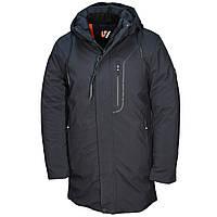 8a11a961a7d Мужская зимняя куртка на верблюжьей шерсти INDACO 18-654