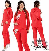 4eae2c9b8a7f4 Спортивный прогулочный костюм на женщин т.м. Vojelavi A1188 52, цена ...