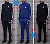 Мужской теплый зимний спортивный костюм Adidas (Адидас)