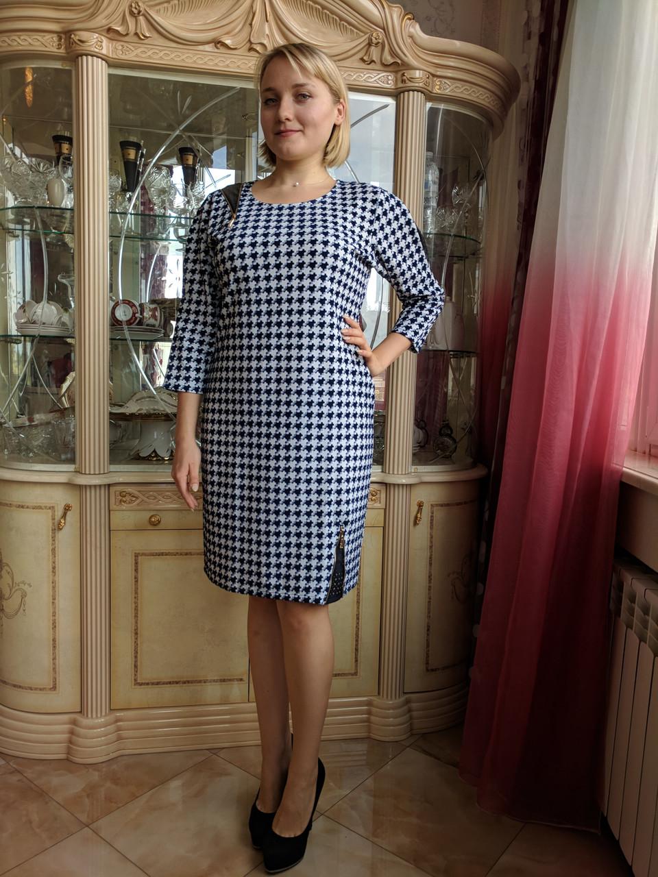 Платье Selta 624 размеры 50, 52, 54, 56