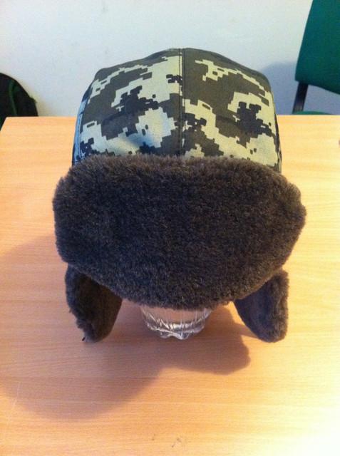 Головные уборы (шапки камуфляжные)