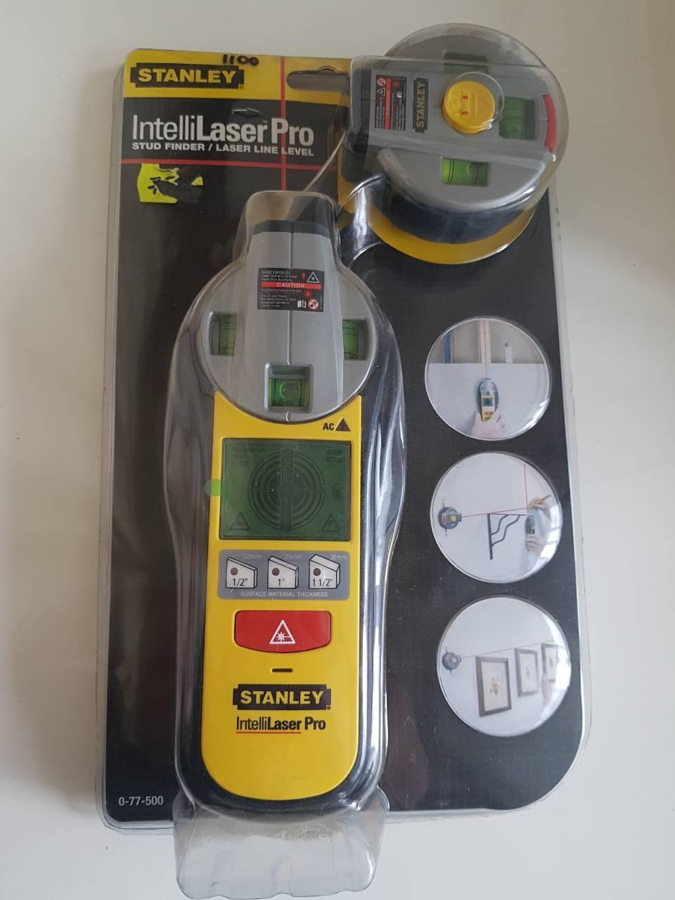 Лазерний рівень STANLEY 0-77-500