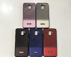 Чехол TPU для Samsung Galaxy A6+ SM-A605