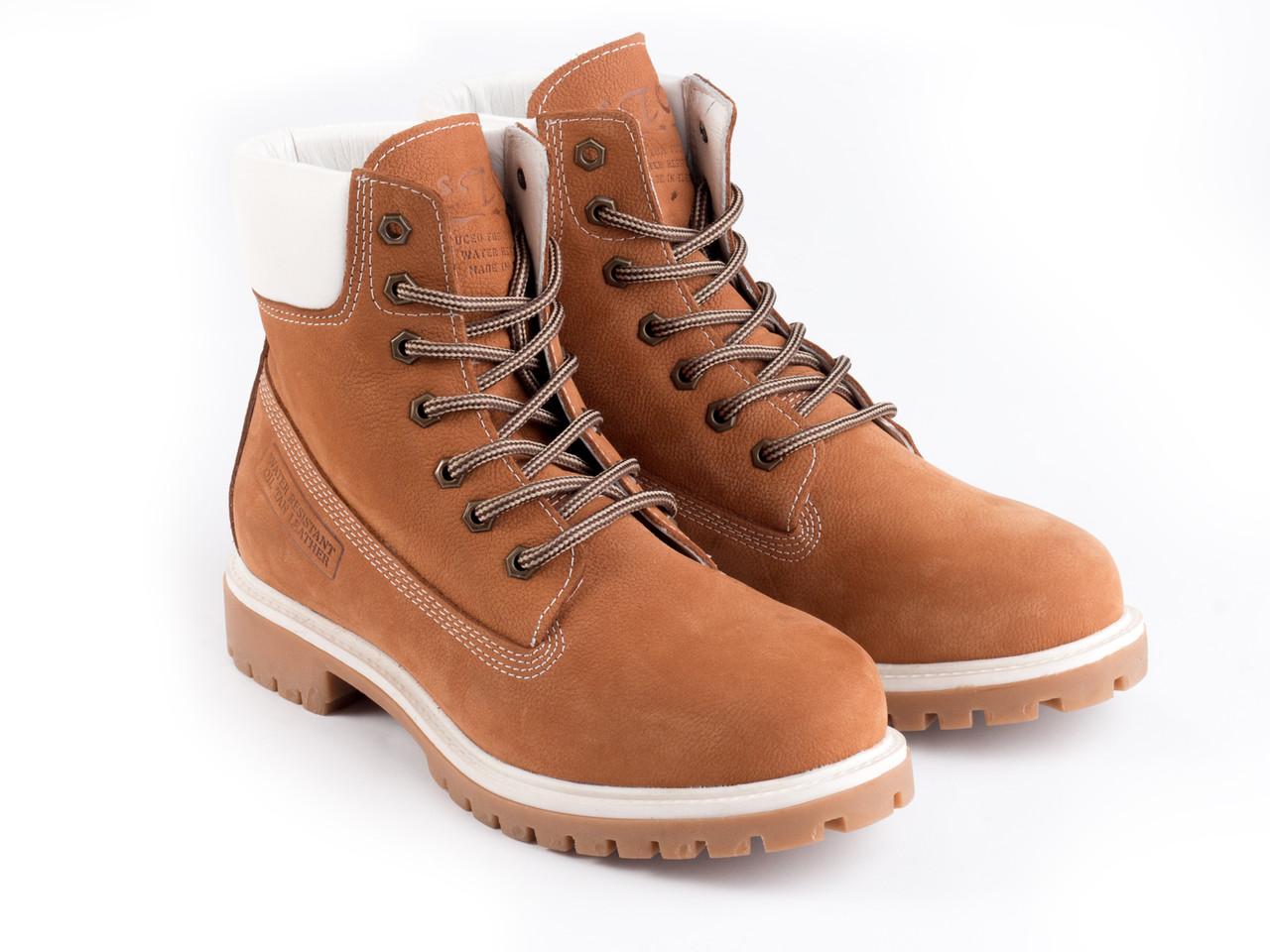 Ботинки Etor 9916-2298-10 рыжие