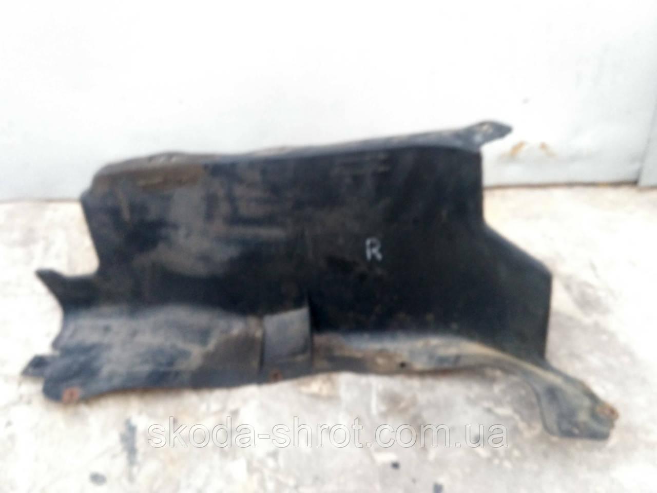 Защита двигателя правая 1J0825250F