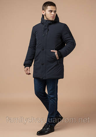 Braggart 'Black Diamond' 9042 | Куртка зимняя графит, фото 2