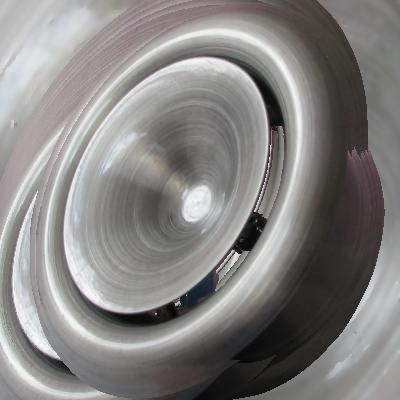 Вытяжной металлический анемостат DOSPEL