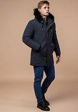 Braggart 'Black Diamond' 9255 | Куртка зимняя графит, фото 2