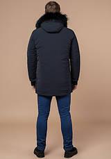 Braggart 'Black Diamond' 9255 | Куртка зимняя графит, фото 3