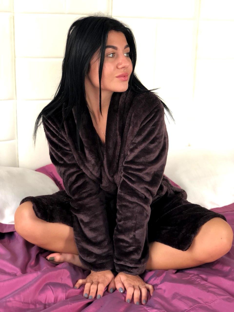 халат махровый женский,одежда для дома