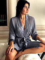 Халат женский прозрачный, фото 1