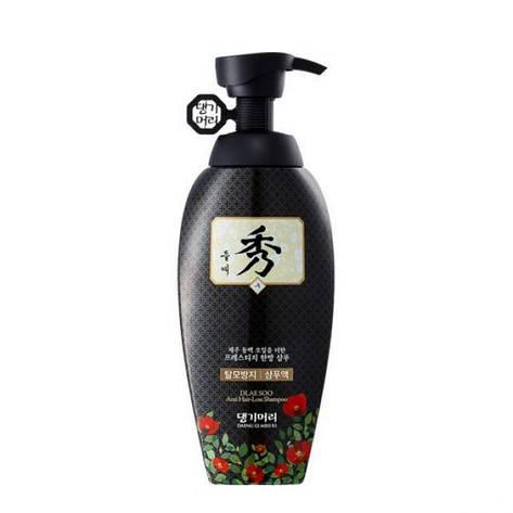 Шампунь против выпадения волос Daeng Gi Meo Ri Dlaе Soo Anti-Hair Loss Shampoo 400 мл (08792), фото 2