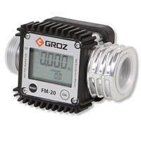 GROZ FM/20/0-1/BSP Расходомер для топлива и воды, 45650