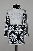 Детское платье Ромашка