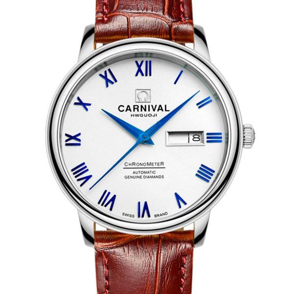 7df18ae5 Мужские часы наручные carnival