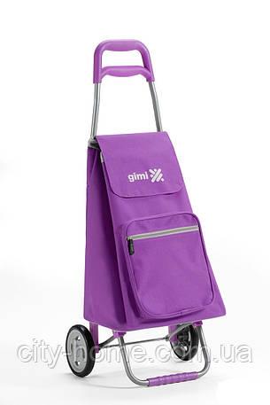 Сумка Gimi ARGO фиолетовая, фото 2