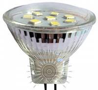 Светодиодная LED лампа Lemanso LM377 MR11 3W 3Вт холодная