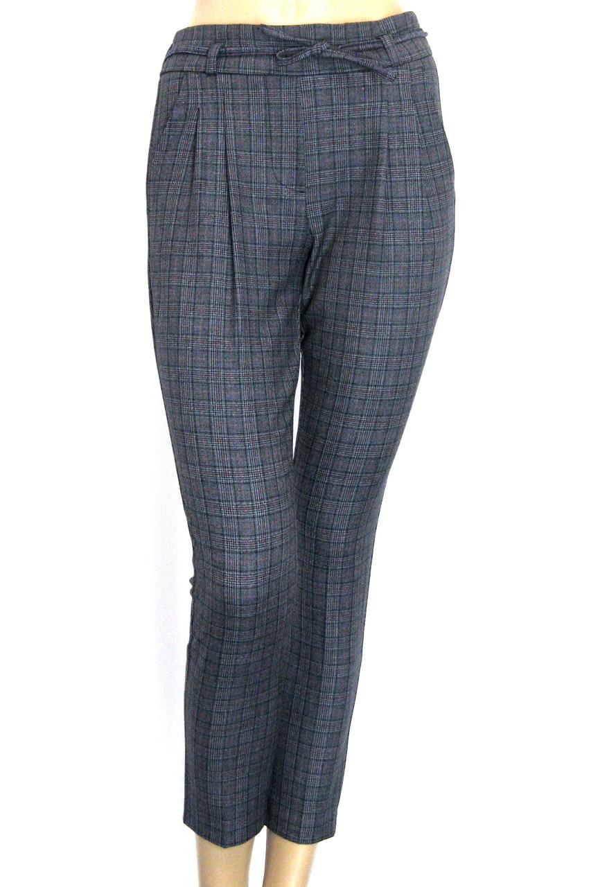 женские брюки на резинке большого размера