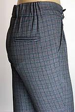 женские брюки на резинке большого размера, фото 3