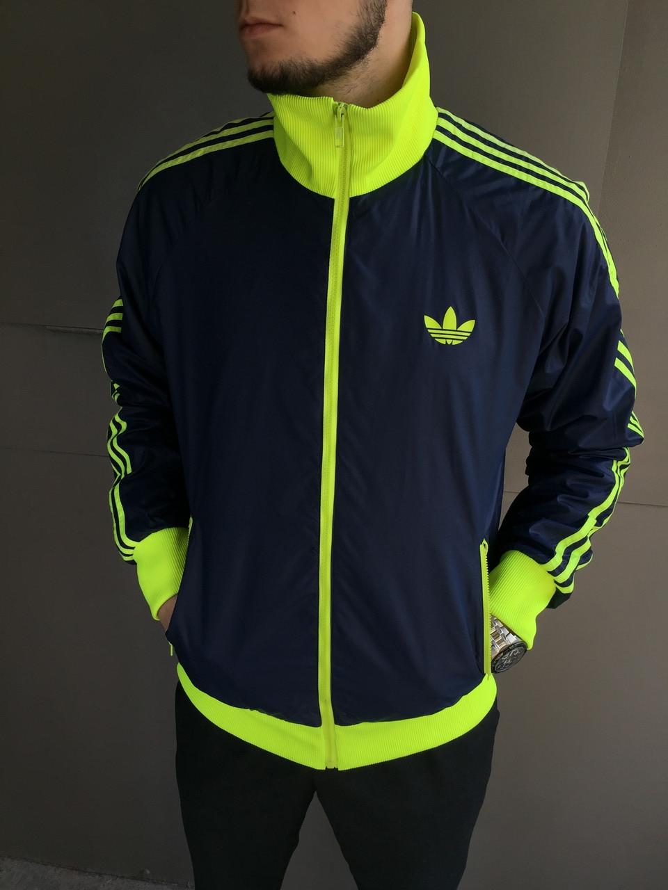Ветровка мужская Adidas