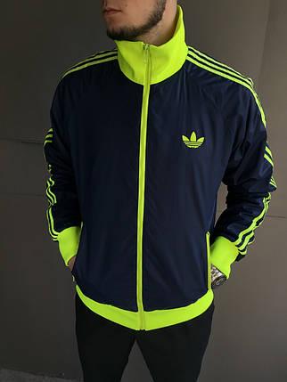 Ветровка мужская Adidas , фото 2