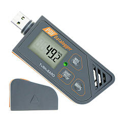 Регистратор температуры, влажности и давления AZ-88163