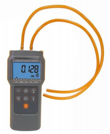 Дифманометр цифровой 6 psi (+/- 41 кПа ) AZ-82062, фото 2