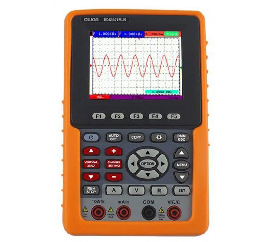 Цифровой осциллограф OWON HDS1021M-N (20 МГц, 1 канал)