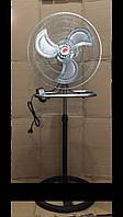 Вентилятор напольный (два вида крепления в комплекте)