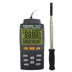 Многофункциональный анемометр TM-4001/4002