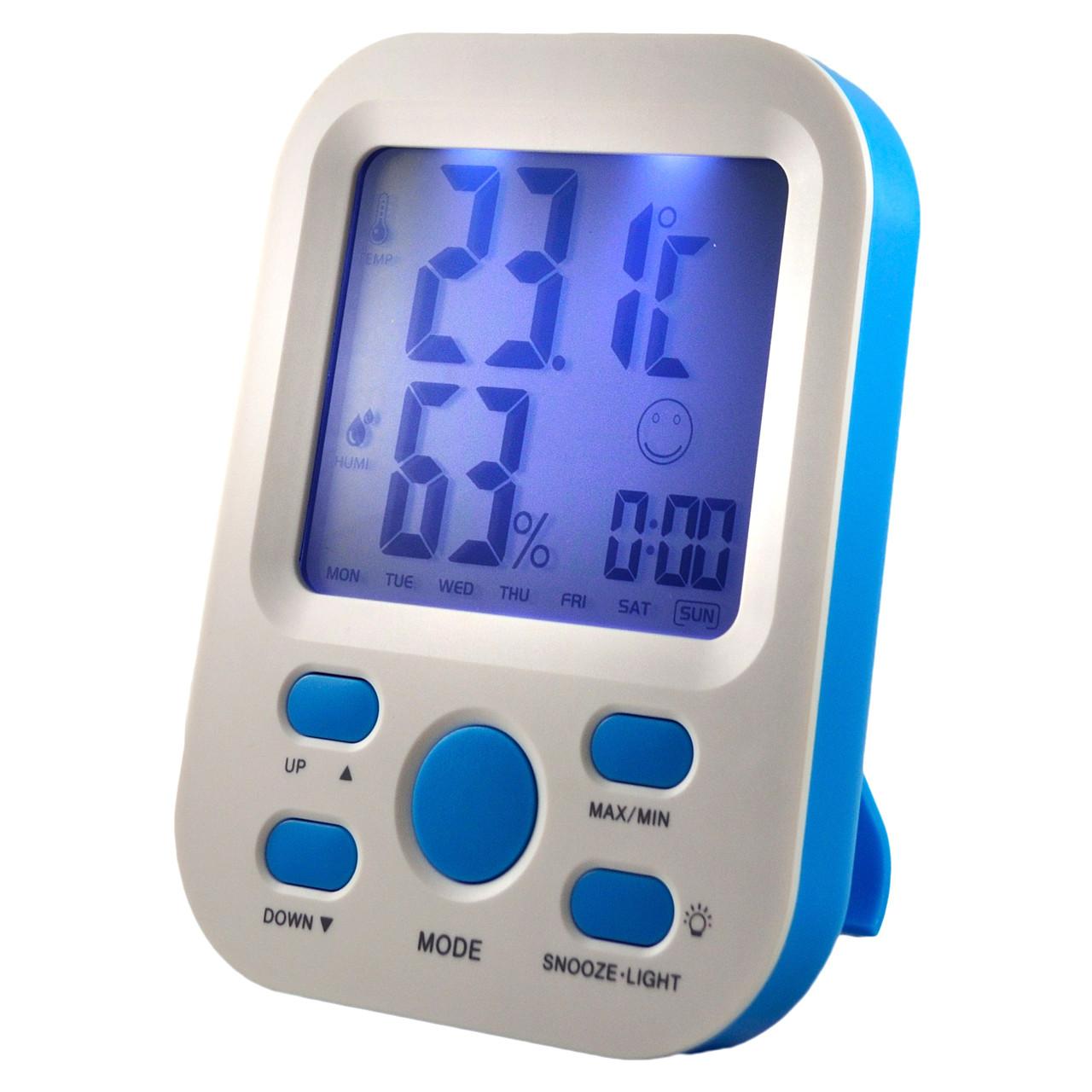 Портативный термогигрометр EZODO T4