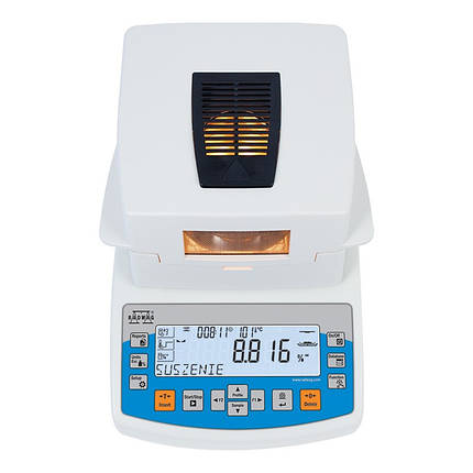 Анализатор влажности RADWAG МА 110.R, фото 2