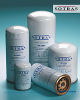 Воздушные и масляные сепараторы SOTRAS (Италия), фото 1