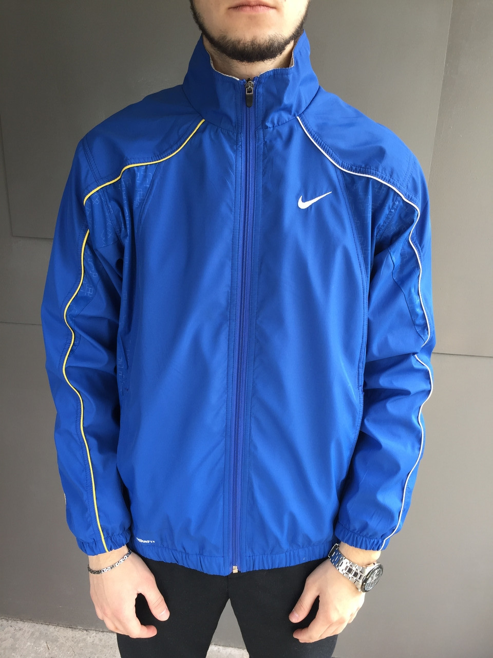 Ветровка мужской Nike.Плащевка