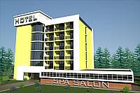 Проекты гостиниц и минигостиниц