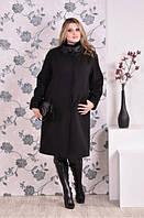 Жіноче пальто для пишних жінок, з 42-74 розмір, фото 1