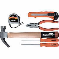 Набор инструмента, бытовой 6 предметов SPARTA 13540