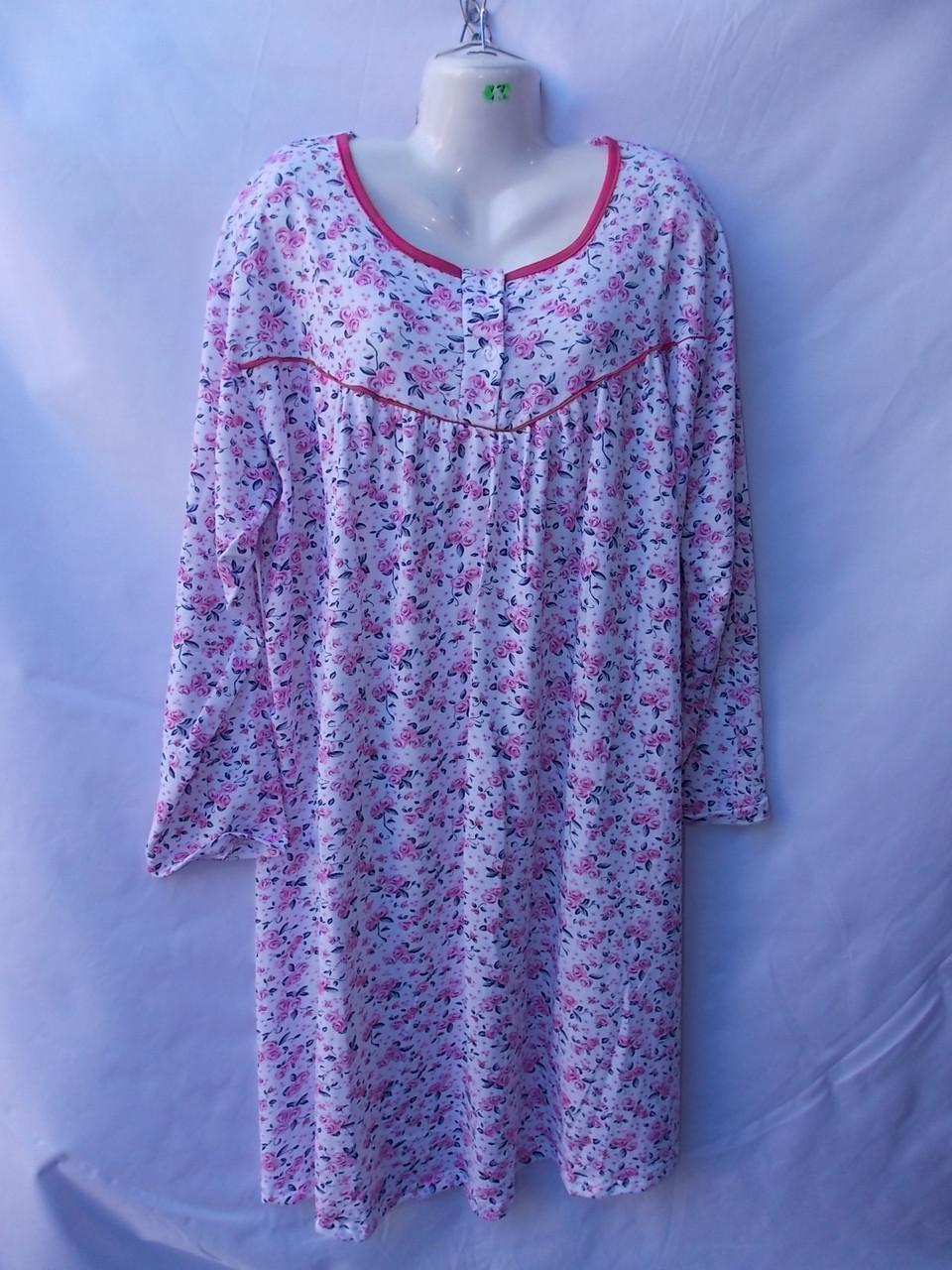 Жіноча піжама (тонка байка) оптом зі складу в Одесі.