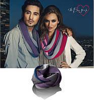 Мужской шарф Влюбленная пара