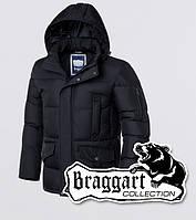 29e7cf12525b Куртка зимняя мужская большого размера с опушкой Braggart
