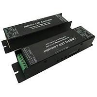 DMX декодер 4-х канальный DMX512-DP