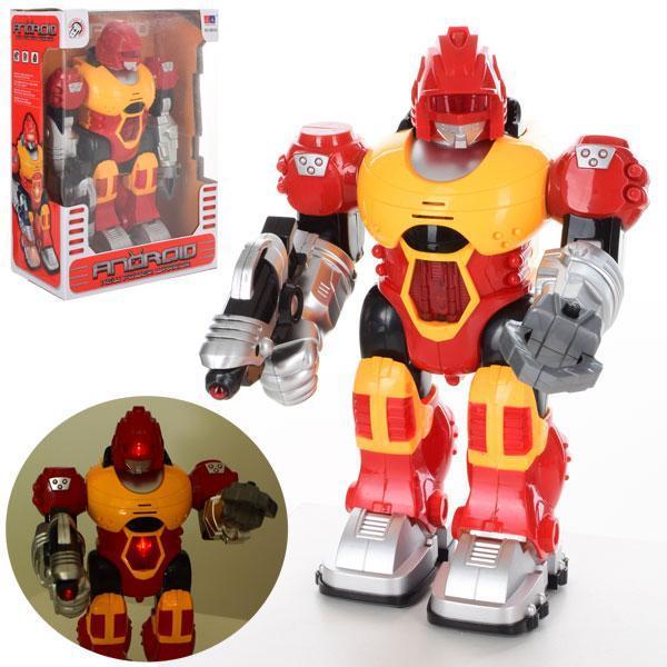 Іграшковий робот KD-8803A, ходить,рухає головою,руками